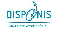 disponis crédit logo