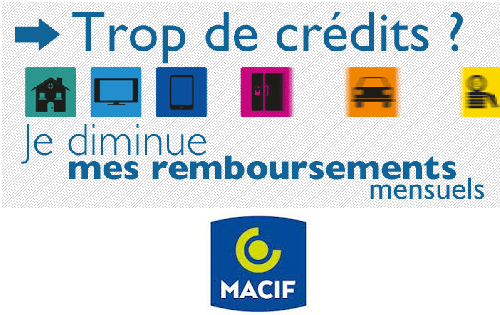 rachat de crédit Macif