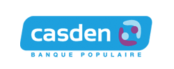 casden logo banque populaire