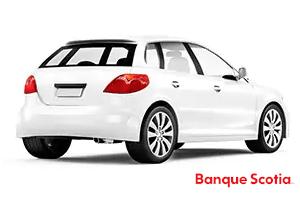 prêt auto Scotia Banque