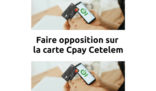 comment faire opposition carte cpay