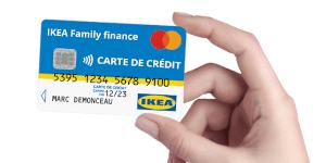 carte ikea family mastercard finance