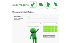 mon compte crédit moderne