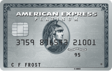 American Express Platinum creditcard aanvragen