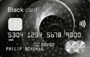 mastercard black aanvragen