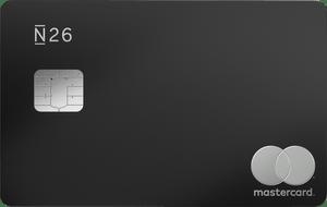 N26 Metal creditcard aanvragen 300x190