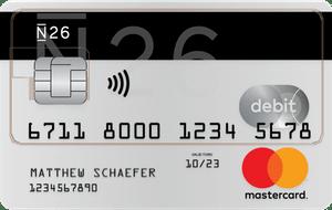 creditcard aanvragen N26