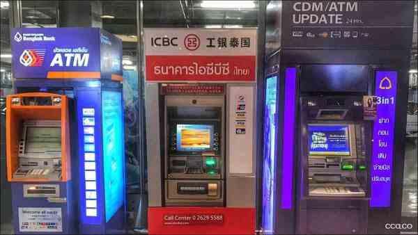 geld opnemen met creditcard in het buitenland