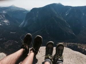 California Trip Part 1: Yosemite National Park