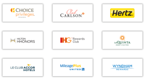 e-Rewards hotels