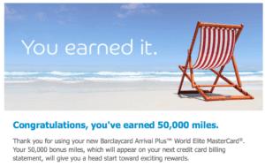 Barclaycard Bonus