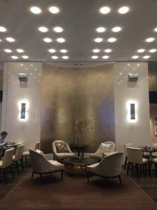 Executive Lounge J.W. Marriott Essex House