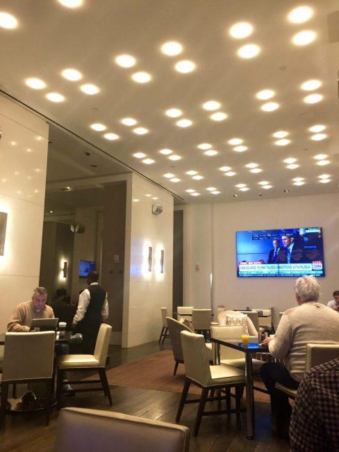 JW Marriott Essex House Executive Lounge
