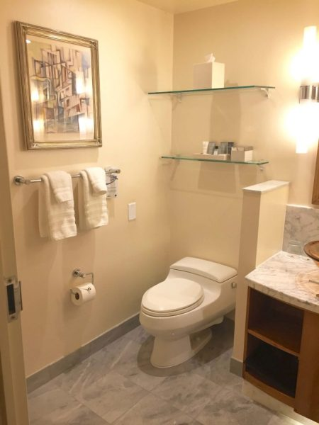 JW Marriott Essex House Bathroom