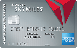 Platinum Delta Credit Card from American Express