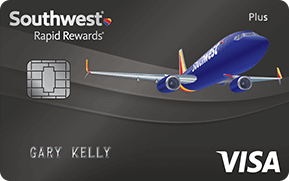 Southwest Plus Card