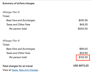 Alaska Companion Fare Ticket