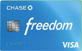 Chase Freedom