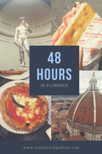 48 Hours in Florence Itinerary
