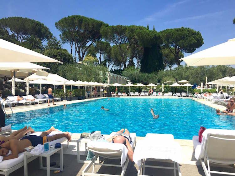Rome Cavalieri Pool