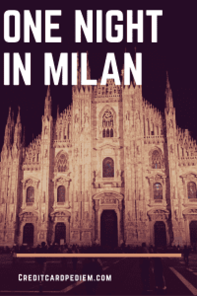 One Night in Milan