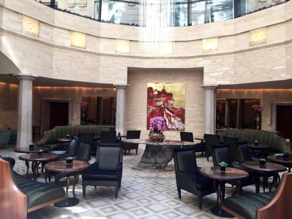 Park Hyatt Milan Lobby