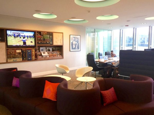 Amex Centurion Lounge PHL