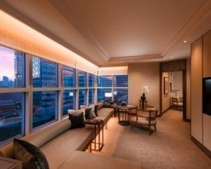 Conrad Singapore Centennial Suite