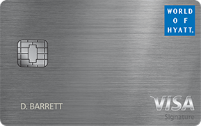 World of Hyatt Credit Card from Chase