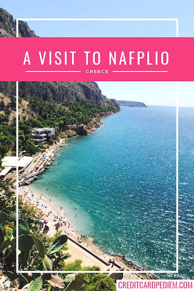 A Visit to Nafplio, Greece