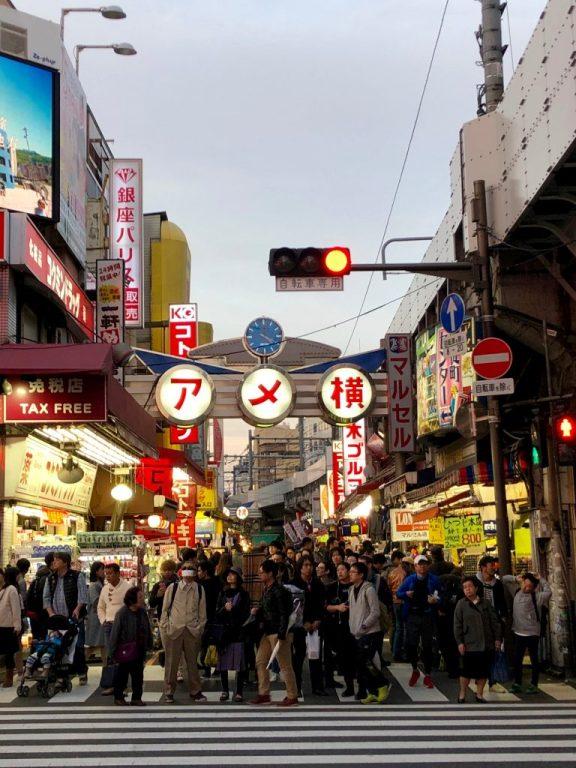 Ameyoko Shopping Arcade