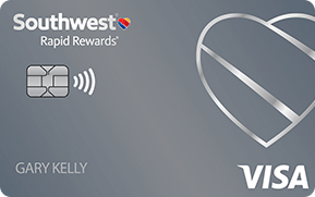 Southwest Rapid RewardsPlus Credit Card