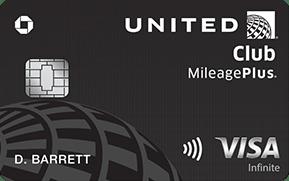 United Club(Service Mark) Infinite Card