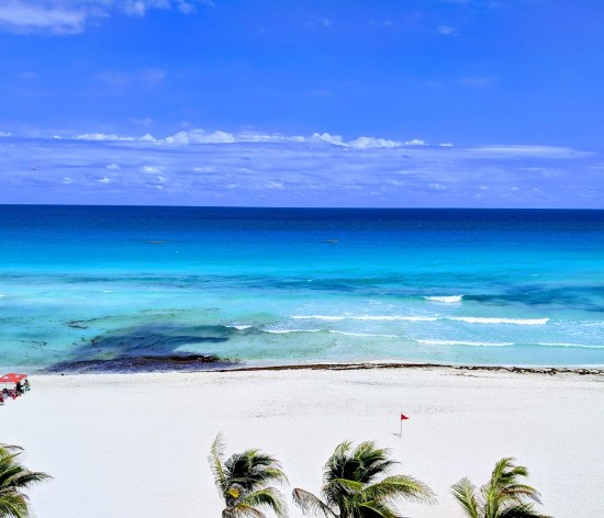 Best party resort in Cancun
