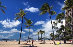 Things to do in Hawaii - Waikiki Beach