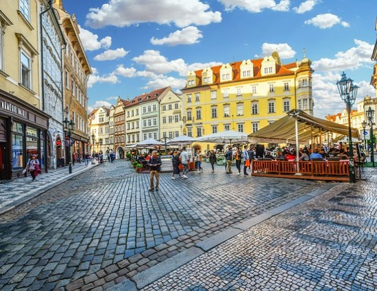 What to do in Prague - Old Town Square