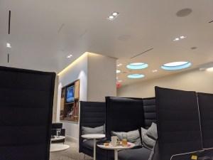 Centurion Lounge DFW - Seating Area