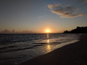 Things to do on Oahu Kailua Beach Sunrise