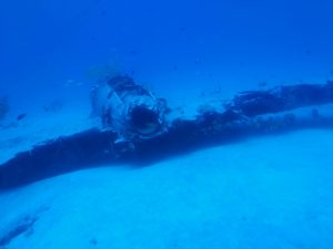 Atlantis Submarine Waikiki Plane Wreck Hawaii