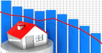 Foreclosure Numbers Down
