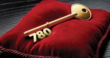 780 FICO Score