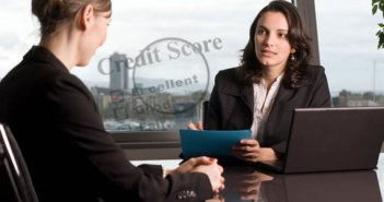 Credit Scores in Job Interview