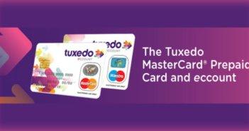 Tuxedo Prepaid Card