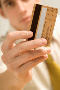 What is credit card utilization?