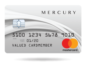 Applying for the Mercury Credit Card - About the Mercury MasterCard application