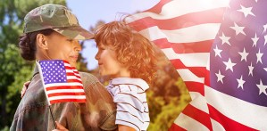 The PenFed Power Cash Rewards Visa Signature Card is ideal for military families.