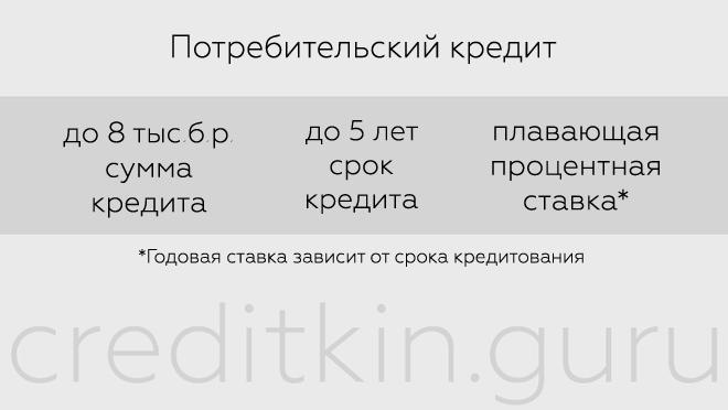 Рефинансирование кредита в беларуси беларусбанк
