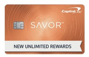 Capital One Savor