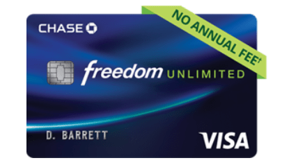 Chase Freedom Unlimited – Offer Details and Review