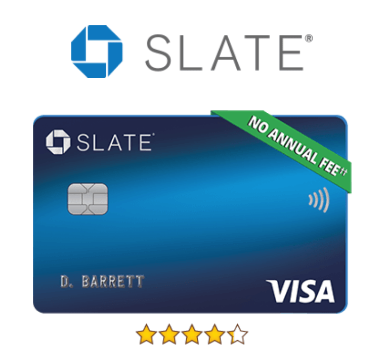 Get Chase Slate Invitation Number 0% intro APR Promotional Review